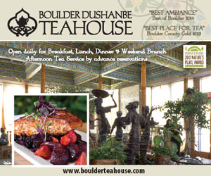 Dushanbe Tea House