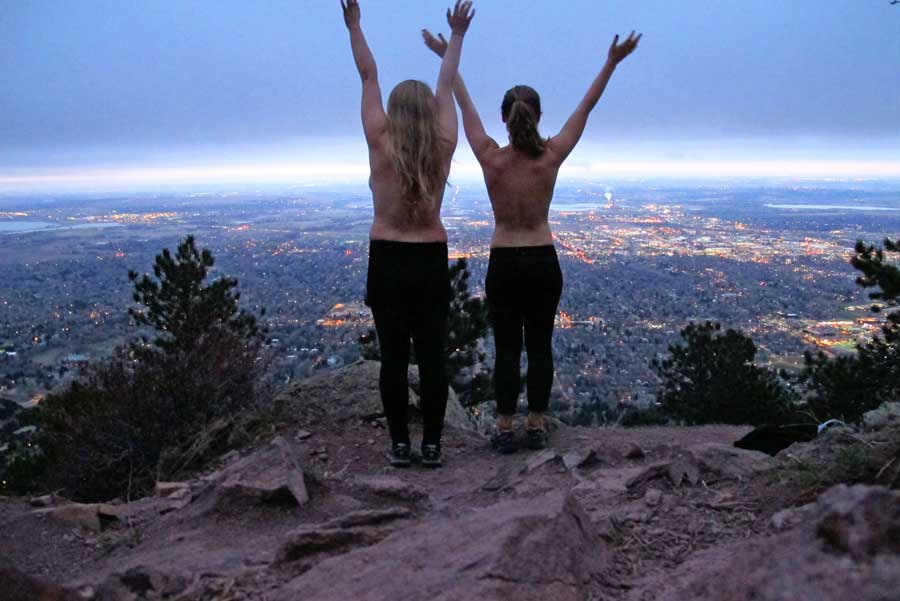 Naked Women Hiking Trails Fucking Possible Porno Pics