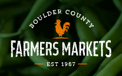 Boulder County Farmers Markets - November 14, November 21
