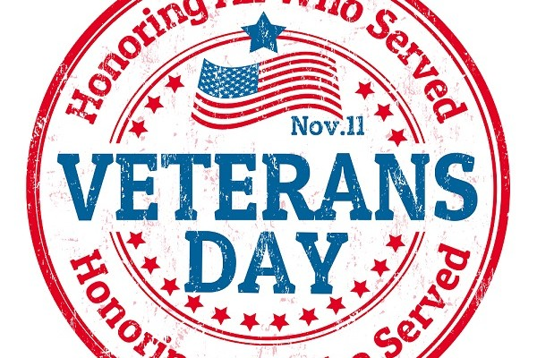 Veterans Day - November 11