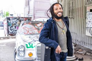 Ziggy Marley plays at both Chautauqua and Arise this summer. (Photo by Jeremy Bojorquez)